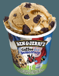 Glace Ben & Jerry's Coffee for Democracy